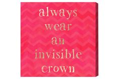 Home Accents Canvas Art by Ashley HomeStore, Multi Power Of Love Quotes, I Love You Quotes For Him, Love Yourself Quotes, Quotes To Live By, Fiance Quotes, Invisible Crown, Spirit Quotes, How To Clean Metal, Girl Advice