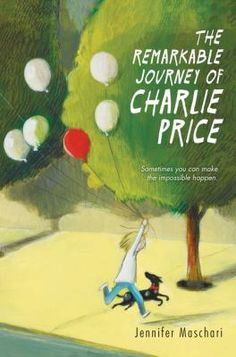 Cover image for The remarkable journey of Charlie Price