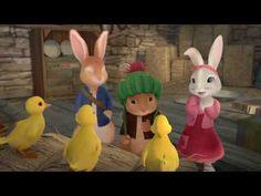 Peter Rabbit ~ 2016~ Go Kart getaway AND New secret hideout - YouTube