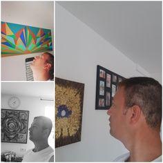 Paul elvere Delsart Artwork Les Oeuvres, Artworks, Polaroid Film, Frame, Home Decor, Artist, Picture Frame, Decoration Home, Room Decor