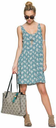 floral babydoll dress. http://www.swell.com/TAKE-A-DIP-1