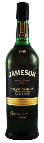 Jameson Select Reserve Black Barrel Irish Whiskey - Drink Up New York - Buy Alcohol, Liquor & Wine Online Jameson Irish Whiskey, Good Whiskey, Scotch Whiskey, Bourbon Whiskey, Fine Wine And Spirits, Celtic, Luck Of The Irish, Distillery, Alcoholic Drinks