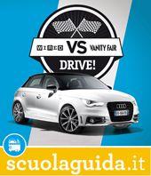 Scuolaguida.it e Audi ti invitano alla sfida online con DRIVE!