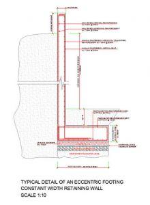 Reinforced Concrete Retaining Wall Design Spreadsheet