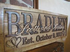 Beautiful - Love that it is carved into wood!