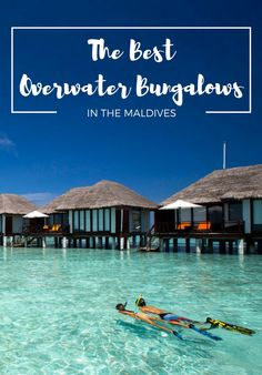 Nothing says paradise than the Maldives, a 26-atoll chain of islands known for its sparkling turquoise waters, sugar-white beaches, and, of course, dreamy overwater bungalow resorts.