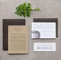 wedding invitations :]