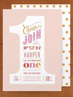 Birthday Party Invitations :