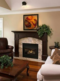 Fireplace Mantel