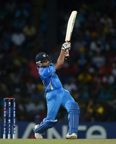Rohit Sharma (Ind) 55* vs England, World Twenty20, Group A, Colombo 23 September 2012