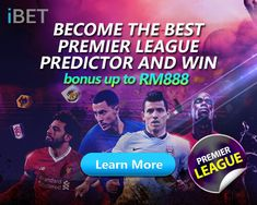 Become the iBET Online Casino best Premier League predictor and win, bonus up to Members need to make predictions before round of the Premier League. Free Slot Games, Casino Slot Games, Play Casino, Free Slots, Casino Sites, Live Casino, Casino Promotion, Video Poker, Online Gambling