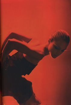lelaid:Jessica Stam by Sølve Sundsbø for Numéro #77
