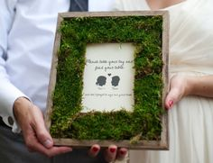 7. Mossy Mat Frame - 10 Magically Beautiful DIY Moss Crafts … |Lifestyle