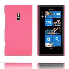 Hard Shell (Lyse Rosa) Nokia Lumia 800 Deksel