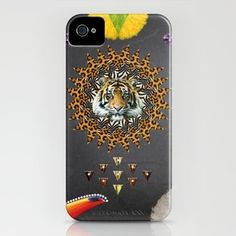 ▲ KWATOKO ▲ iPhone Case by Marie Brignot ▲ BOHEMIAN BLAST - $35.00