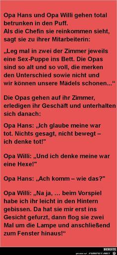 funpot: Opa Hans und Opa Willi.jpg von Edith