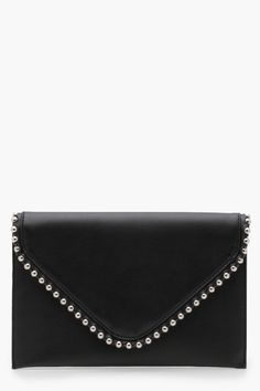 73bc371f1f0ef1 Click here to find out about the Molly Metal Bobble Trim Clutch With Chain  from Boohoo
