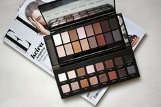 Makeup Revolution Iconic Pro 1 - dupe for the Lorac Pro Palette