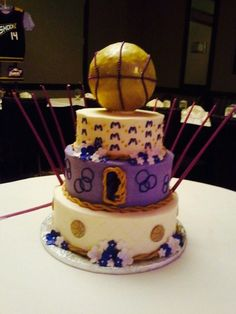 Bar Mitzvah cake via Icing on the Cake