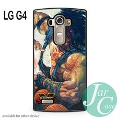 Game Street fighter 5 Phone case for LG G4 and other cases