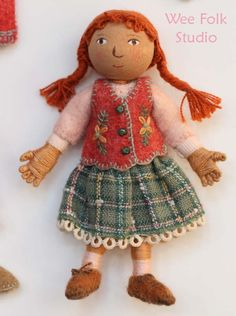 Posts about Dolls written by Salley Mavor Inchies, Tiny Dolls, Flower Fairies, Waldorf Dolls, Felt Dolls, Felt Art, Fabric Dolls, Vintage Dolls, Felt Crafts