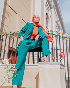 "Nabilah Kariem Peck on Instagram: ""Who doesn't like a little competition?! I've partnered with @netflixsa and @therichmnisi to celebrate The Politician which just came…"" Muslim Women, Politicians, Coming Out, Modest Fashion, Competition, Style Inspiration, Lifestyle, Celebrities, Instagram"