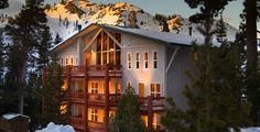 Stanford Alpine Chalet