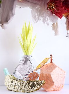 DIY Party Fruit Piñata