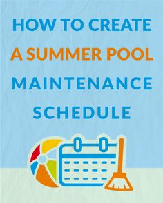 If there's one thing all pool owners share, it's pool maintenance. Creating and sticking to a consistent plan-of-attack will help eliminate this stress and also save money on pool chemicals. Salt Water Pool Maintenance, Pool Maintenance Cost, Swimming Pool Maintenance, My Pool, Swimming Pools Backyard, Pool Decks, Pool Landscaping, Lap Pools, Pool Fun
