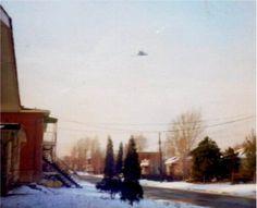 UFO: Unknown region, Canada (March 1, 1978)