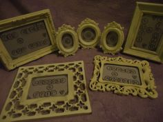 Disney's Traumpaare als Tischnamen statt Nummern an der Hochzeit // Picture Frames for Wedding Tables Shabby Chic  // Disney Wedding