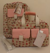 Radley Wheeled Suitcase & Matching Holdall/Travel Bag - 'Lintott' - BNWT - NEW Lulu Guinness, Radley, Luggage Bags, Travel Bag, Diaper Bag, Suitcases, Stuff To Buy, Accessories, Ebay