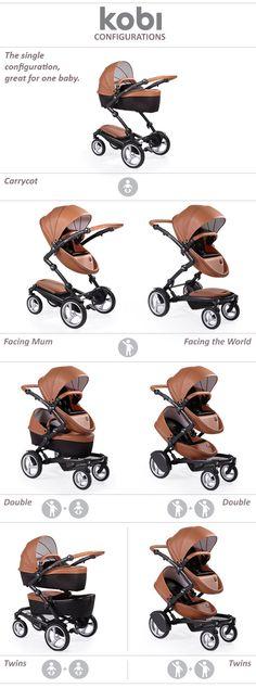Explore the Mima Kobi Stroller