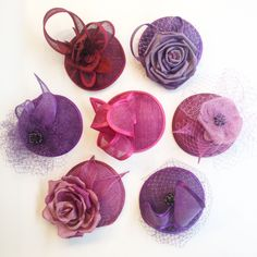 #fascinators  nfhats.com