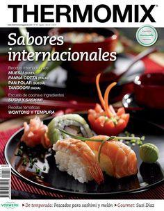 Revista nº58 recetas internacionales