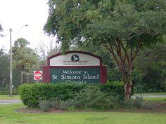 St. Simon's Island, GA