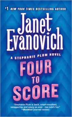 12 of the Best Janet Evanovich Books