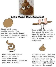 not a cake, but these poo cookies were too funny to not post...lol  for the eyes if u don't want to make your own  http://www.sugarcraft.com/catalog/candies/candyfillings.htm