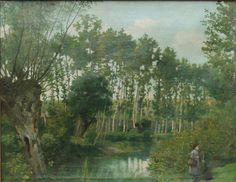 French Landscape by B. Fillatreau