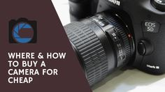 cheap cameras Online Photography Course, Photography Courses, Cheap Cameras, Buy Cheap, Eos, Stuff To Buy