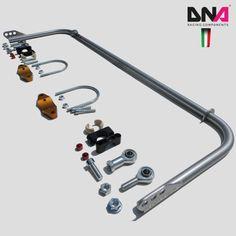 Rear Adjustable Torsion Bar Kit