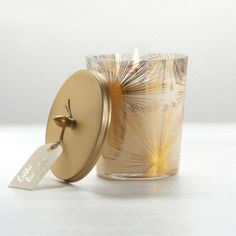 Gilded Amberleaf Harlow jar candle by ILLUME Candles.  I'd take any of the candles in a glass container or the reed fragrance diffuser.