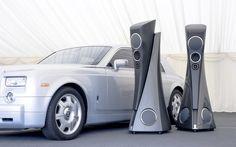 Estelon Launches Rolls-Royce Inspired Speakers | Hifi Pig