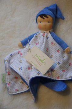 Boneca Waldorf Orgânica, para o bebê, materiais naturais, boneca de pano, crianças, boneca macia