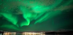 Northern Lights - Experiencing the unbelievable colours flashing across the Arctic sky is on many travellers' bucket list. Few places on earth offer more ways to witness the aurora borealis than Norway. Northern Lights Viewing, Northern Lights Trips, Northern Lights Norway, See The Northern Lights, Lofoten, Aurora Borealis, Protect Nature, Holidays In Norway, Norway Viking