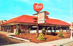 Love's restaurant. Tore down years ago.