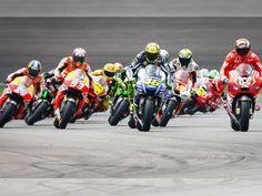 Este 6, 7 y 8 de mayo se llevará a cabo el mundial de motociclismo de Francia en el circuito Le Mans.