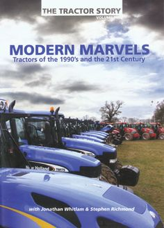 Modern Marvels-The Tractor Story Vol2 Tractors Of The 21st Century DVD