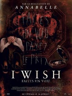Film en streaming I Wish - Faites un vœu - Claire Shannon (Joey King) est une jeune fille de dix-sept ans, timide et introverti, et cette victime de l'intimidation de certains de leurs pairs. P...