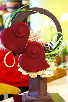 Chocolate Show Pieces | chocolate showpiece | Flickr - Photo Sharing!